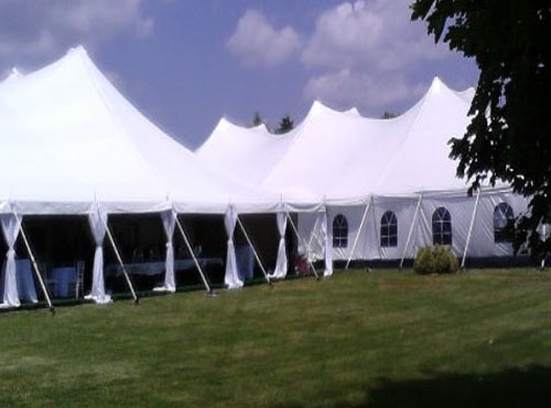 60' Wide Tents For Wedding