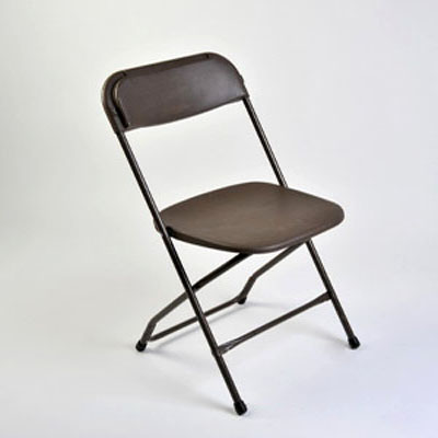 Where to rent CHAIR-BROWN PLASTIC in Ridgewood New Jersey, Hillsdale, Franklin Lakes NJ, and the New Jersey, New York metropolitan areas