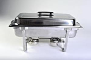 Where to rent CHAFING DISH - 8QT STAINLESS in Ridgewood New Jersey, Hillsdale, Franklin Lakes NJ, and the New Jersey, New York metropolitan areas