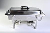 Rental store for CHAFING DISH - 8QT STAINLESS in Hillsdale NJ
