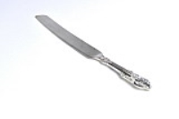 Rental store for CAKE KNIFE - SILVER in Hillsdale NJ