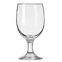 Rental store for GLASS- WATER GOBLET in Hillsdale NJ