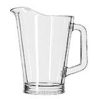 Rental store for GLASS PITCHER-60 OZ. in Hillsdale NJ