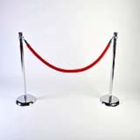 Rental store for ROPE-RED VELVET-8 FT. in Hillsdale NJ