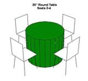 Where to rent TABLE-30  ROUND LOW FOR SEATING in Ridgewood New Jersey, Hillsdale, Franklin Lakes NJ, and the New Jersey, New York metropolitan areas