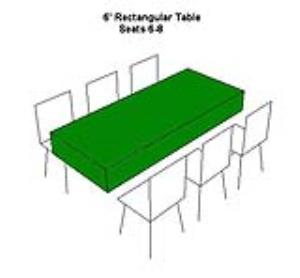 Where to find TABLE-6  RECTANGULAR in Hillsdale