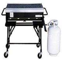 Rental store for GRILL - GAS - 3 X18    20LB.TANK in Hillsdale NJ