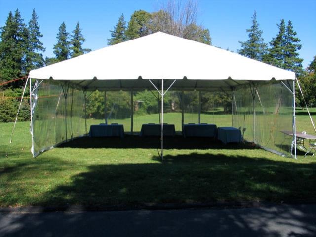 FALL 2019 30X30 TENT PACKAGE SEATS 90 Rentals Hillsdale NJ