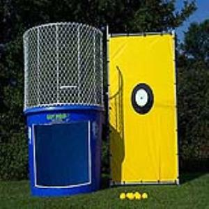 Where to rent DUNK TANK in Ridgewood New Jersey, Hillsdale, Franklin Lakes NJ, and the New Jersey, New York metropolitan areas