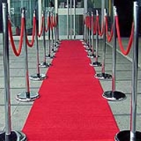 Rental store for RED CARPET WALKWAY-6  WIDTH in Hillsdale NJ