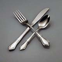 Rental store for CHATEAU PATTERN STAINLESS FLATWARE in Hillsdale NJ