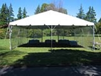Rental store for 30   WIDE FRAME TENTS in Hillsdale NJ