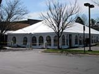 Rental store for 40   WIDE FRAME TENTS in Hillsdale NJ