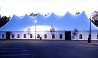 Rental store for 60   WIDE HIGH PEAK POLE TENTS in Hillsdale NJ