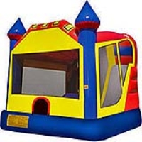 Rental store for BOUNCE RIDE-CASTLE COMBO WITH SLIDE in Hillsdale NJ