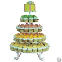 Rental store for CUPCAKE DISPLAY RACK-ROUND in Hillsdale NJ