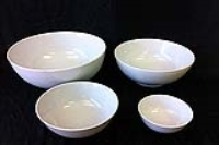Rental store for BOWL-ROUND WHITE-16   13.5QT in Hillsdale NJ