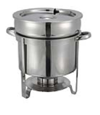 Rental store for SOUP TUREEN - 11QT STAINLESS in Hillsdale NJ