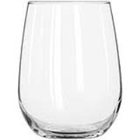Rental store for GLASS- STEMLESS WINE AP 17OZ in Hillsdale NJ
