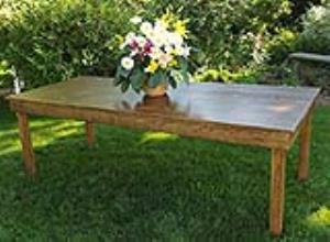 Genial Where To Rent FARM TABLE 40 X96 In Ridgewood New Jersey, Hillsdale, Franklin