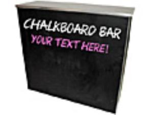Where to rent CHALKBOARD BAR - 6  PORTABLE in Ridgewood New Jersey, Hillsdale, Franklin Lakes NJ, and the New Jersey, New York metropolitan areas