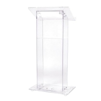 Rental store for CLEAR ACRYLIC LECTERN in Hillsdale NJ