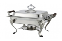 Rental store for CHAFING DISH - 4QT QUEEN ANNE in Hillsdale NJ